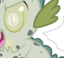 Zombie Spike Sticker