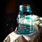 Ball Jar Still Life by Alma Lee
