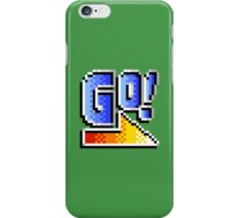 GO! iPhone Case/Skin