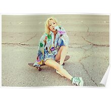Girls Generation Taeyeon Why Poster