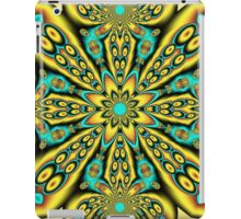 Star dance, abstract fractal patterns design iPad Case/Skin