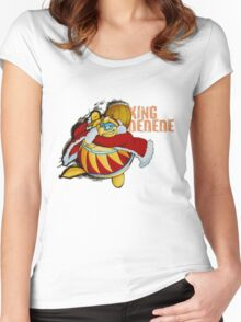 King Deederdee Women's Fitted Scoop T-Shirt