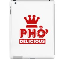Pho King Delicious iPad Case/Skin