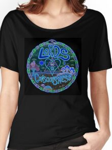 LoC logo reversed Women's Relaxed Fit T-Shirt