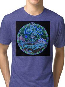 LoC logo reversed Tri-blend T-Shirt