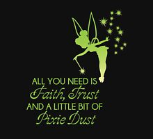 Faith, Trust and Pixie Dust Tank Top