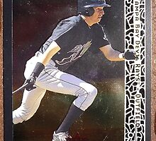 047 - Jason Tyner by Foob's Baseball Cards