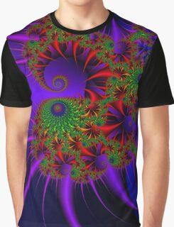 Rainbow Creature Graphic T-Shirt