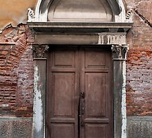 Old door. by FER737NG