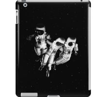 Silent Film Spaceman iPad Case/Skin