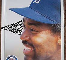 051 - Chet Lemon by Foob's Baseball Cards