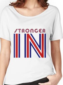 Stronger IN Women's Relaxed Fit T-Shirt