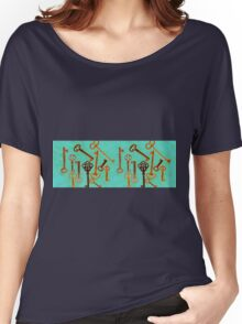 Key Village Women's Relaxed Fit T-Shirt