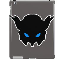 Insignia #1 Blue iPad Case/Skin