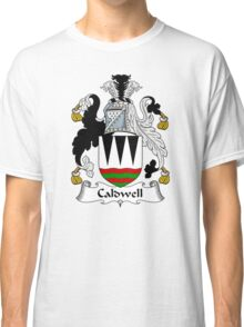 Caldwell Coat of Arms / Caldwell Family Crest Classic T-Shirt