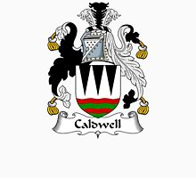 Caldwell Coat of Arms / Caldwell Family Crest Unisex T-Shirt