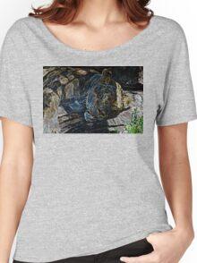 Sleeping Lioness Aura Women's Relaxed Fit T-Shirt