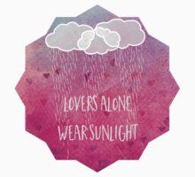 lovers alone wear sunlight One Piece - Long Sleeve