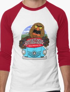 Sweetums Studebakers Men's Baseball ¾ T-Shirt
