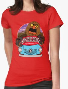 Sweetums Studebakers Womens Fitted T-Shirt