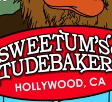 Sweetums Studebakers Sticker