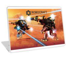 Robocraft Mech Fight Laptop Skin
