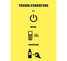 Troubleshooting Photographic Print