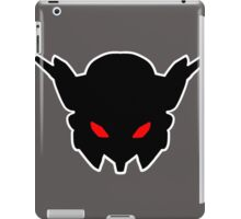 Insignia #1 Red iPad Case/Skin