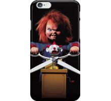childs play chuckie iPhone Case/Skin
