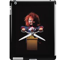 childs play chuckie iPad Case/Skin