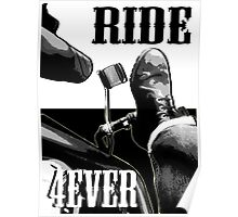 RIDE 4EVER Poster