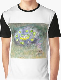 spiritomb pokemon ghost Graphic T-Shirt