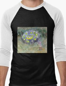 spiritomb pokemon ghost Men's Baseball ¾ T-Shirt