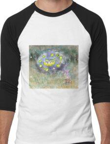 spiritomb pokemon ghost Men's Baseball ¾ T-Shirt