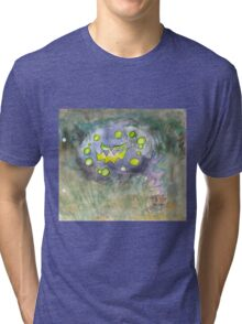 spiritomb pokemon ghost Tri-blend T-Shirt