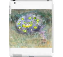 spiritomb pokemon ghost iPad Case/Skin