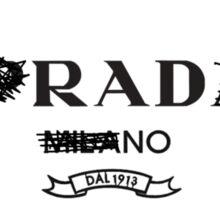 p RAD a Sticker