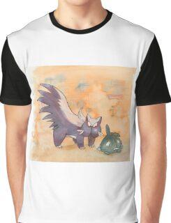 stunky and trubbish pokemon Graphic T-Shirt