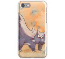stunky and trubbish pokemon iPhone Case/Skin