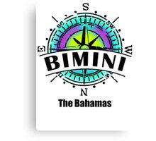 Bimini, The Bahamas Canvas Print
