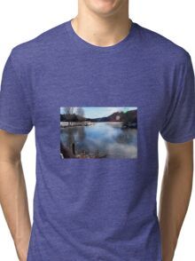 Frozen Pond Tri-blend T-Shirt