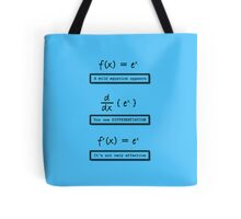 Not Very Effective Maths (Light Shirt) Tote Bag