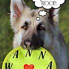 Wanna Play?? by WildestArt