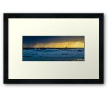 Honeymoon Bay - Moreton Island, Australia Framed Print