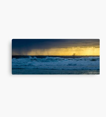Honeymoon Bay - Moreton Island, Australia Canvas Print