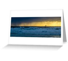 Honeymoon Bay - Moreton Island, Australia Greeting Card