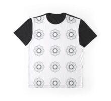 diamonds, flower Graphic T-Shirt