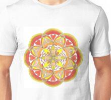Vetruvian Mandala Unisex T-Shirt