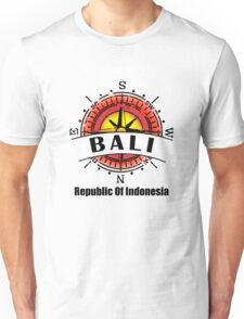 BALI Island Indonesia Unisex T-Shirt