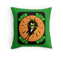 Vision Skateboards Throw Pillow